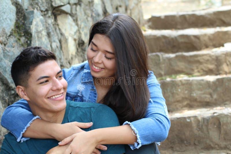 Para spada w miłości pierwszy raz zdjęcia royalty free
