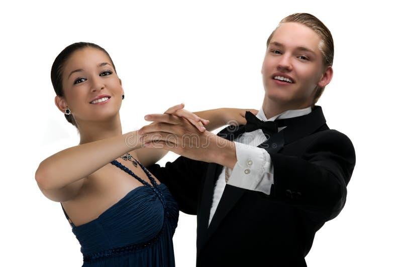 para taniec obraz stock