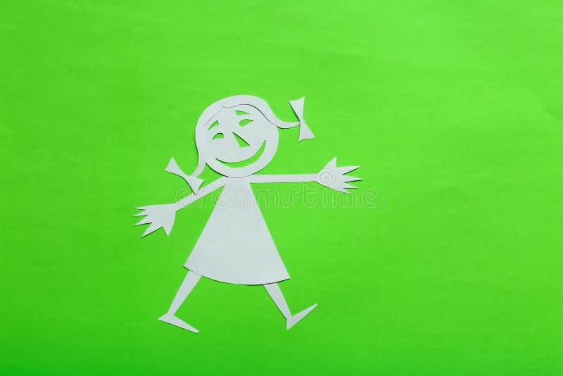 Para um bom e humor alegre para crianças e adultos fotografia de stock