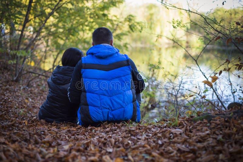 Para w naturze zdjęcia stock