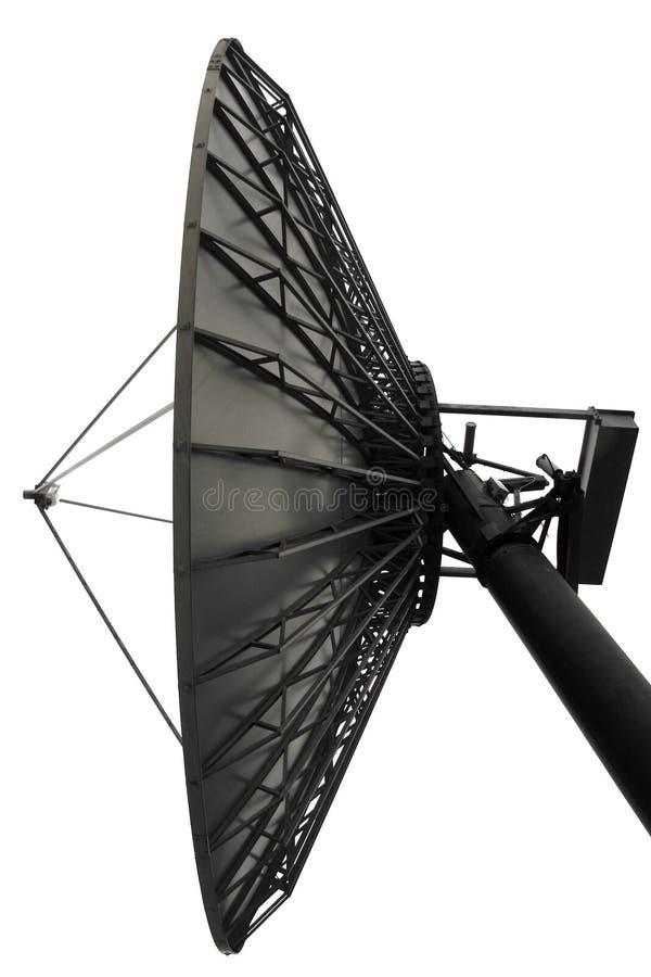 Parabol examinant l'espace photo libre de droits