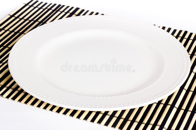 Paraboloïde blanc photo libre de droits