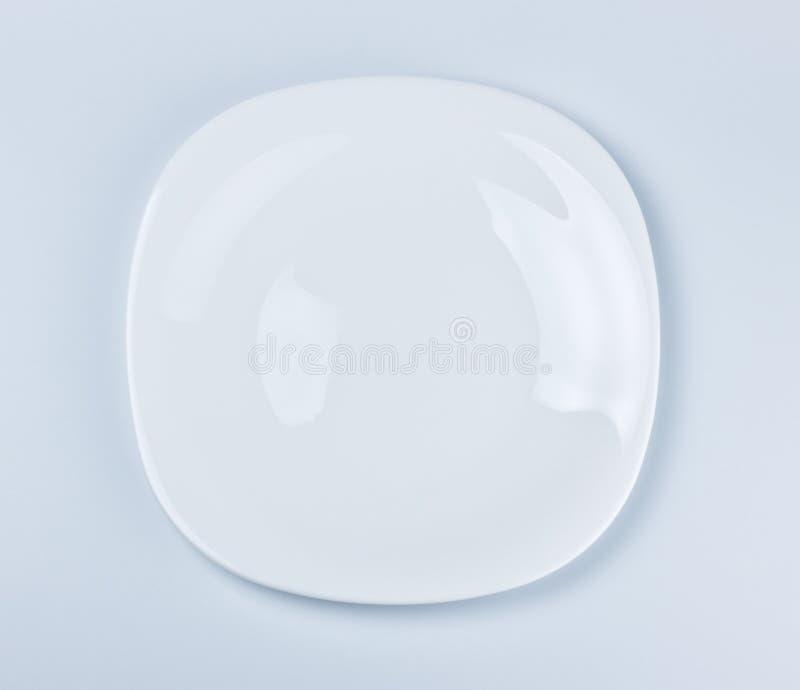Paraboloïde blanc vide photos libres de droits