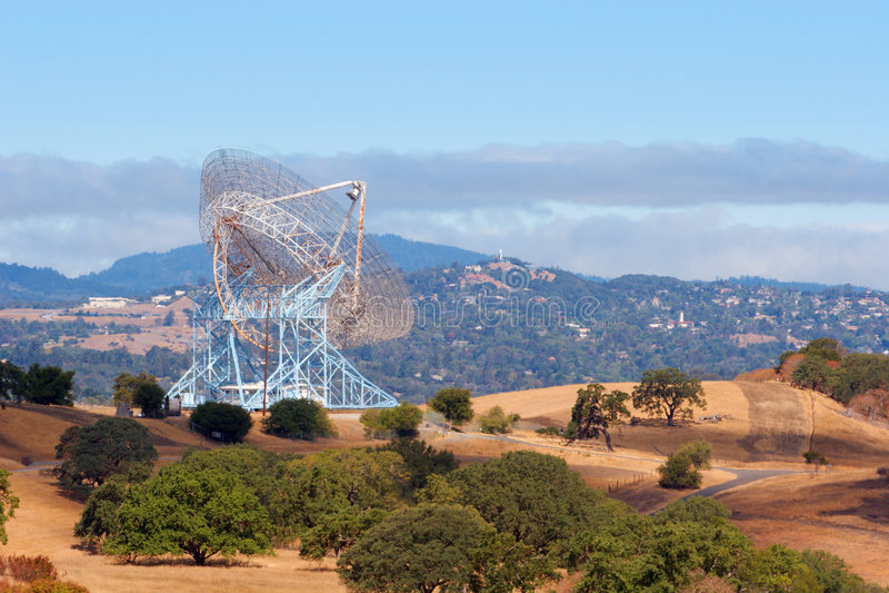 Paraboloïde de Stanford (horizontal) image stock