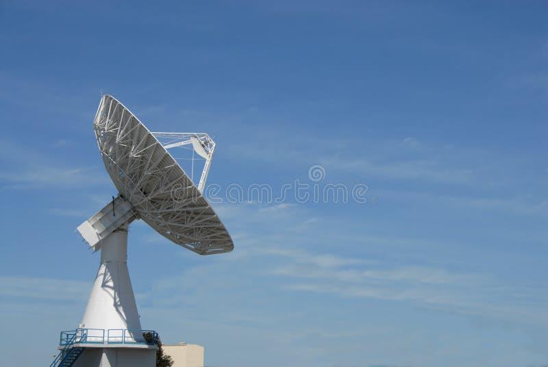 Paraboloïde de transmission photos libres de droits