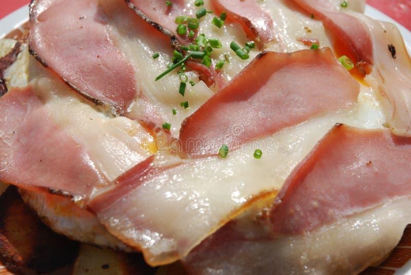 Paraboloïde italien de nourriture photo libre de droits