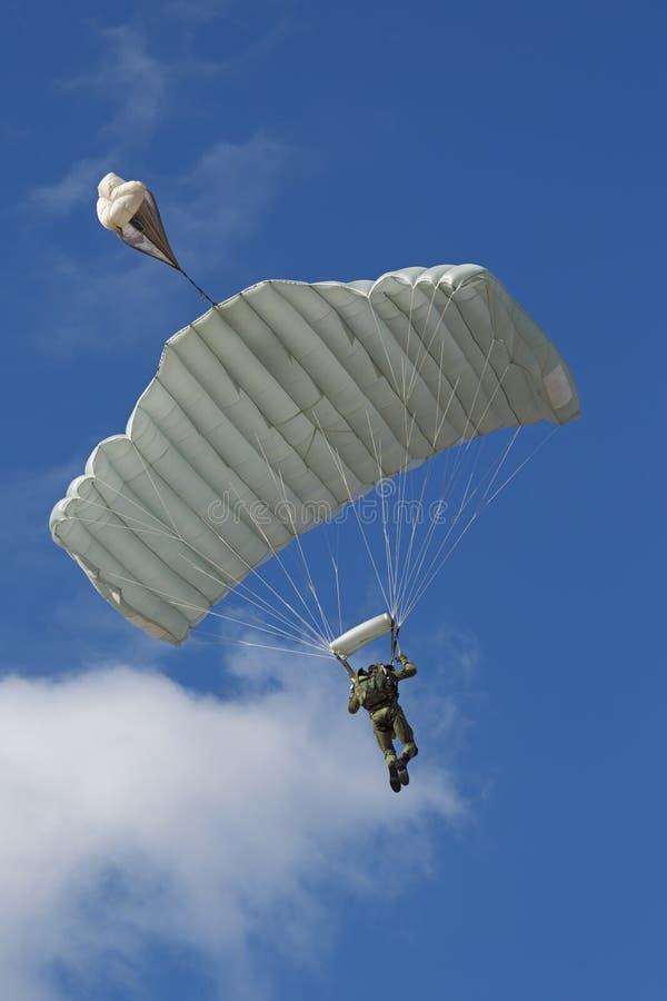 paracadutista immagini stock libere da diritti