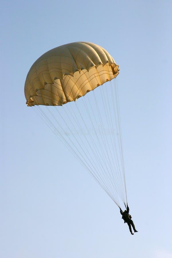 Paracaidista imágenes de archivo libres de regalías