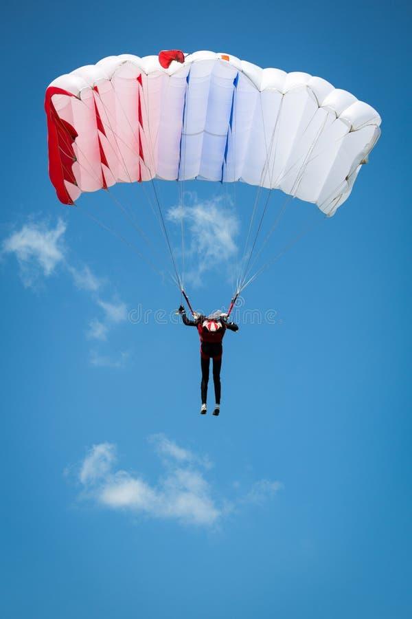 paracaidista fotos de archivo