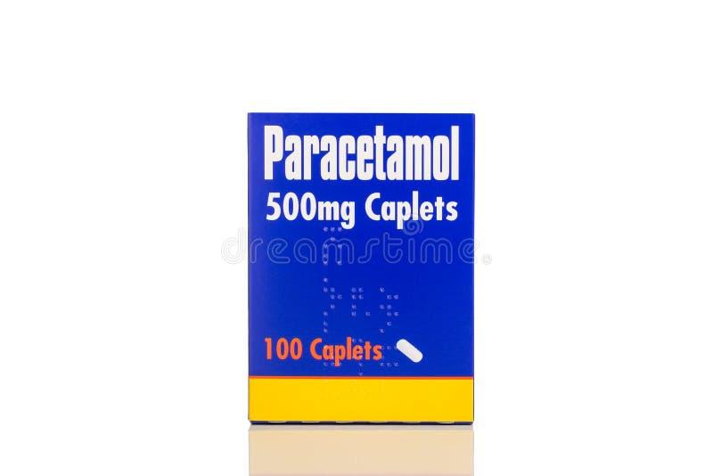 paracetamol lizenzfreies stockfoto