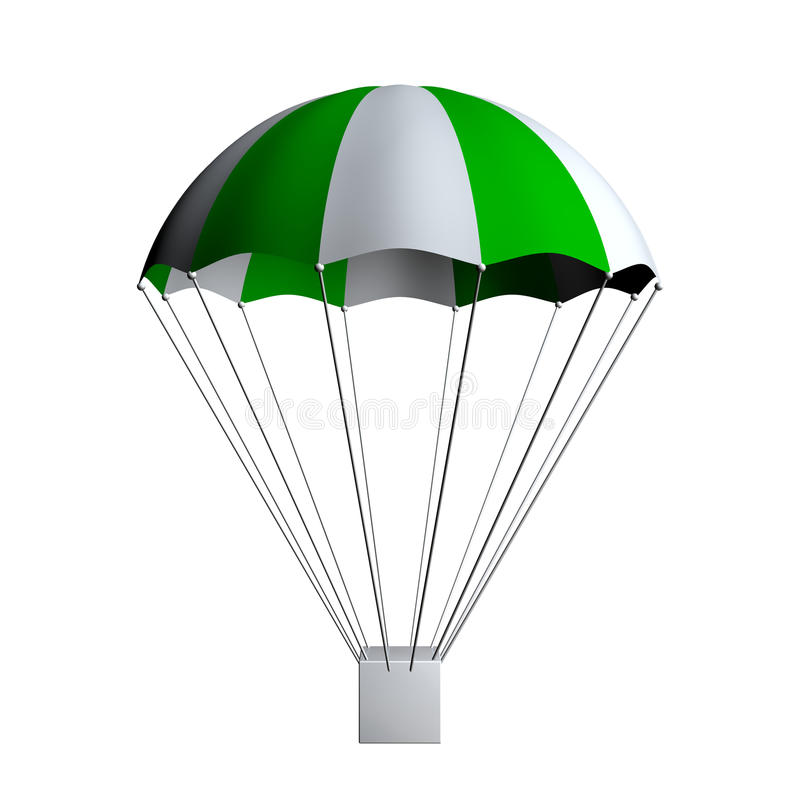 Free Parachute Royalty Free Stock Photos - 15354378