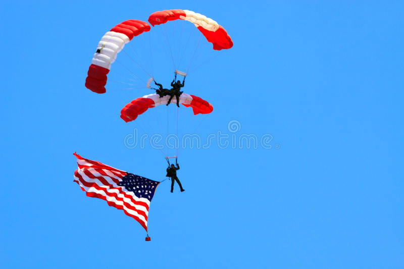 Download Parachute Editorial Stock Image - Image: 20837934