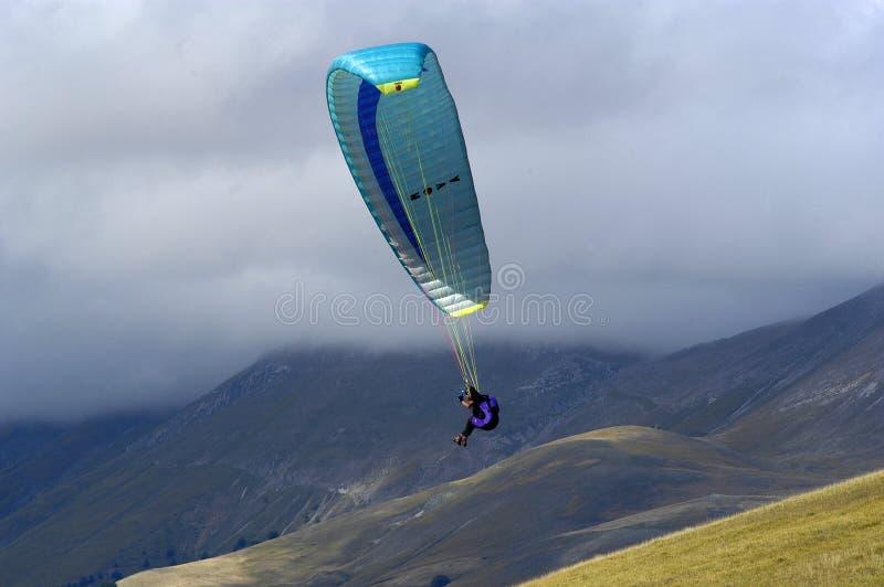 Parachute image stock