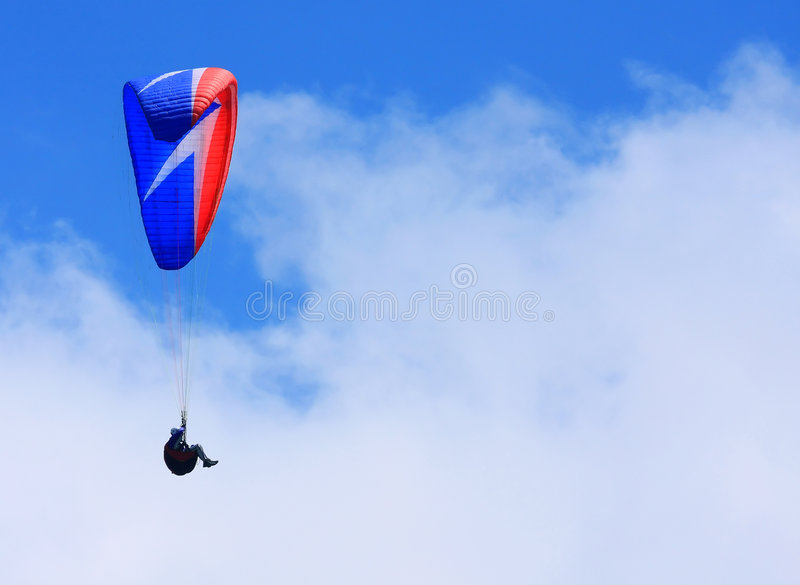 Download Parachute stock image. Image of courage, sports, equipment - 6000973