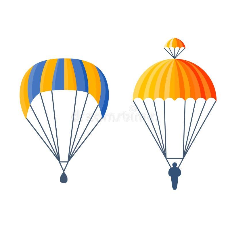 parachute vector illustration fly stock vector illustration of rh dreamstime com parachute vector free parachute vector free download