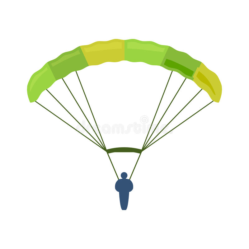 parachute vector illustration fly stock vector illustration of rh dreamstime com parachute vector micron parachute vector art
