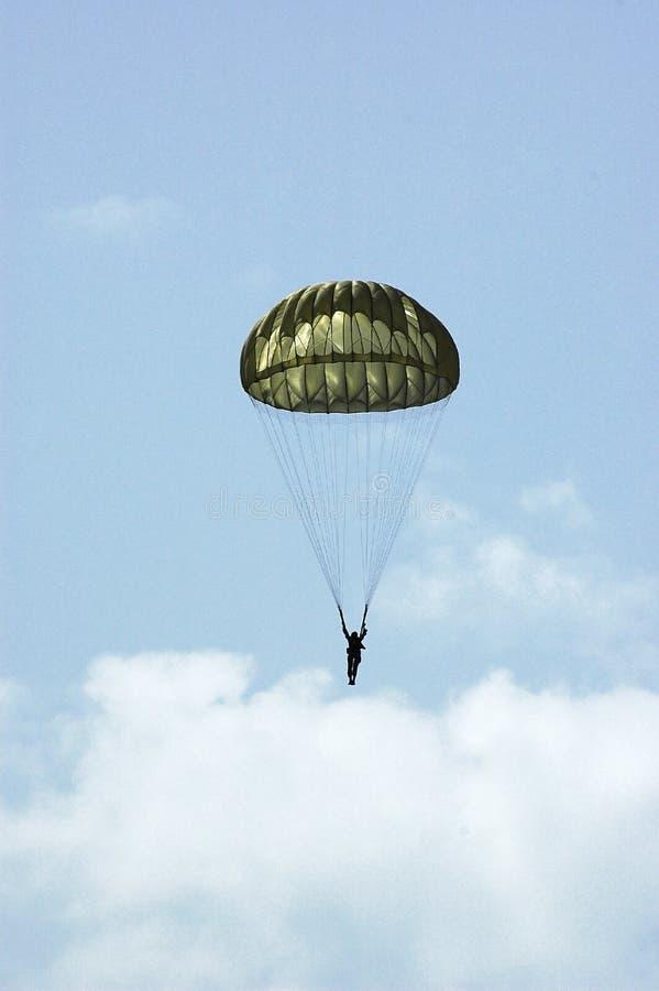 parachutist fotografia royalty free