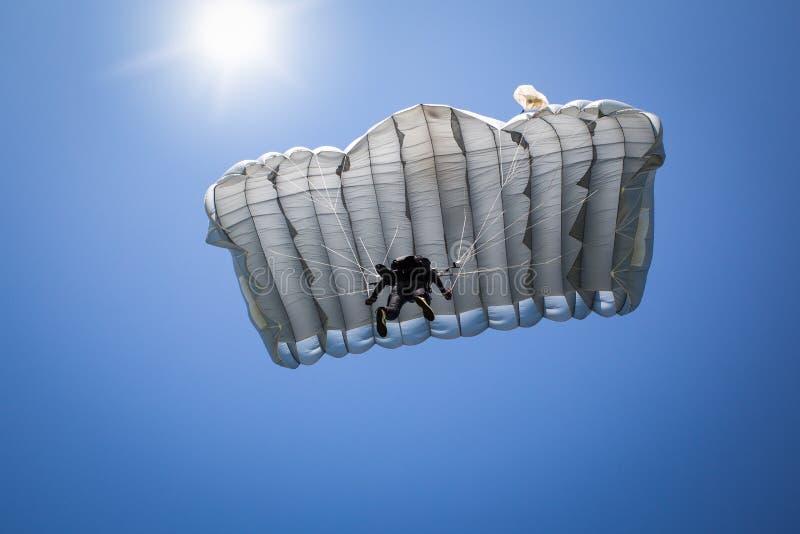 Parachutist zdjęcia stock