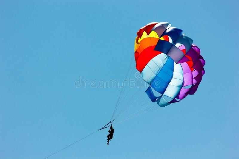 parachutist zdjęcie stock