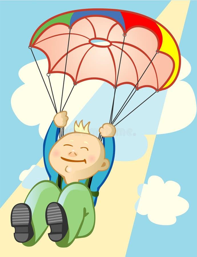 Смешные рисунки про парашютистов, днем рождения лет