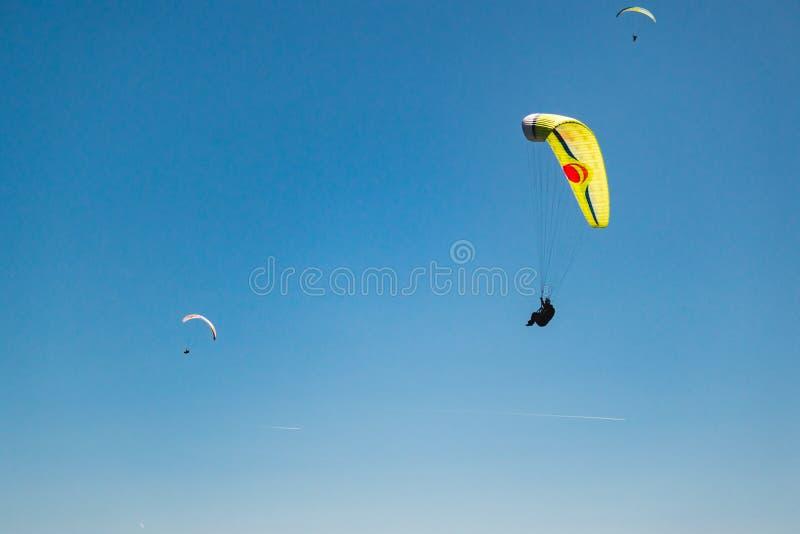 Parachutist bluza obrazy stock