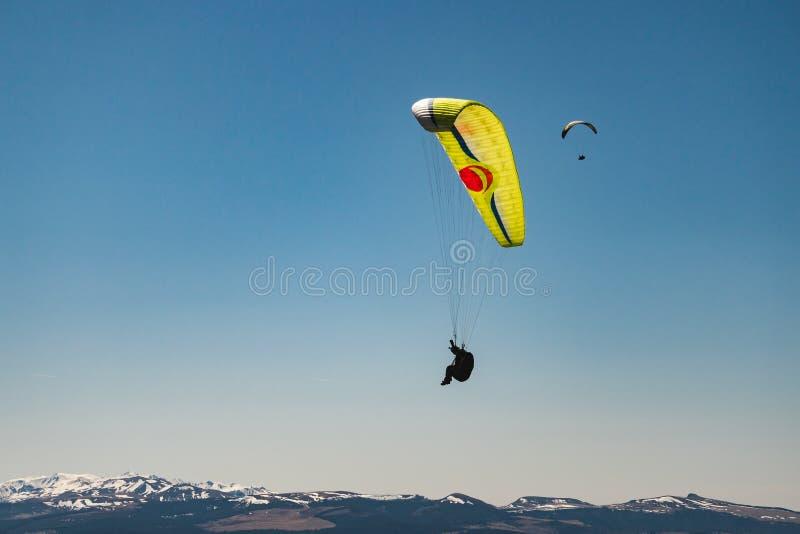 Parachutist bluza zdjęcia stock
