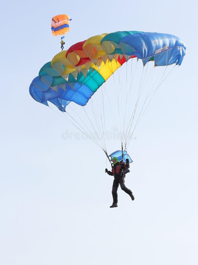 Parachutist bluza obrazy royalty free