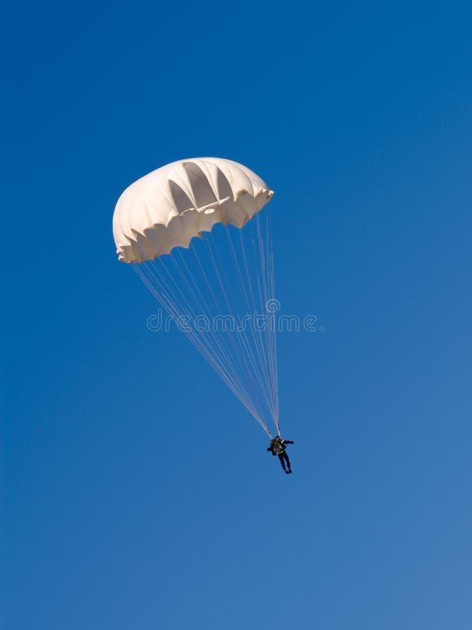 Parachutiste, image libre de droits