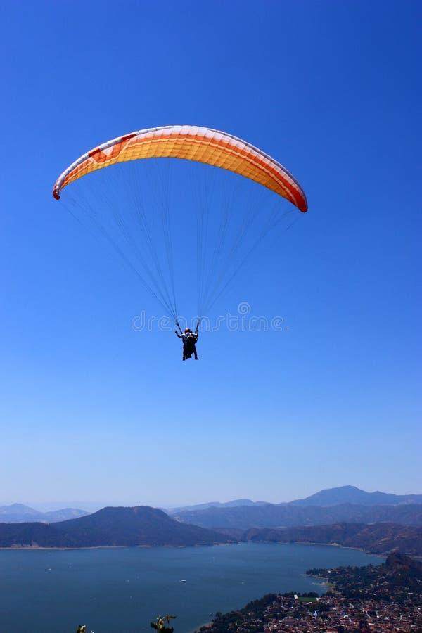 parachutiste images stock