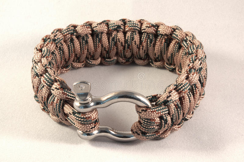 Para Bracelet stock image