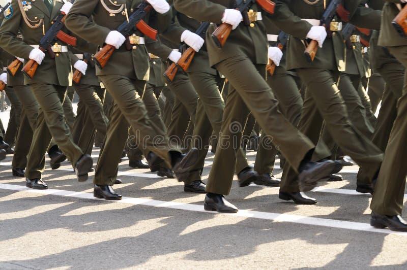 Parada da vitória. foto de stock royalty free