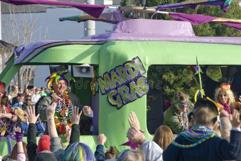 Parada do carnaval fotos de stock