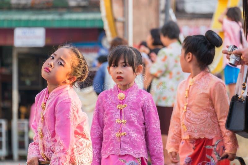 Parada do 18o Ano Novo chinês de Phuket e da cidade velha F de Phuket imagens de stock