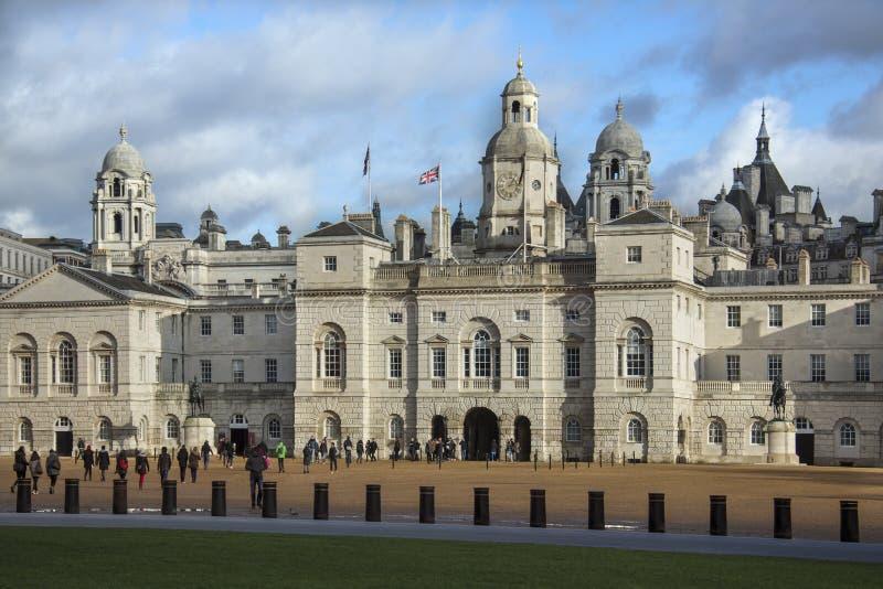 Parada dos protetores de cavalo - Londres - Inglaterra imagens de stock royalty free