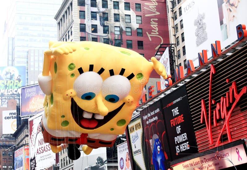 Parada novembro 26 do dia da acção de graças de Macy, 2009 imagem de stock