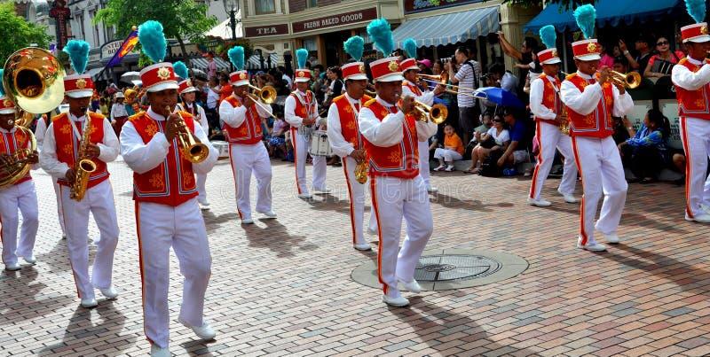 parade royalty-vrije stock foto's