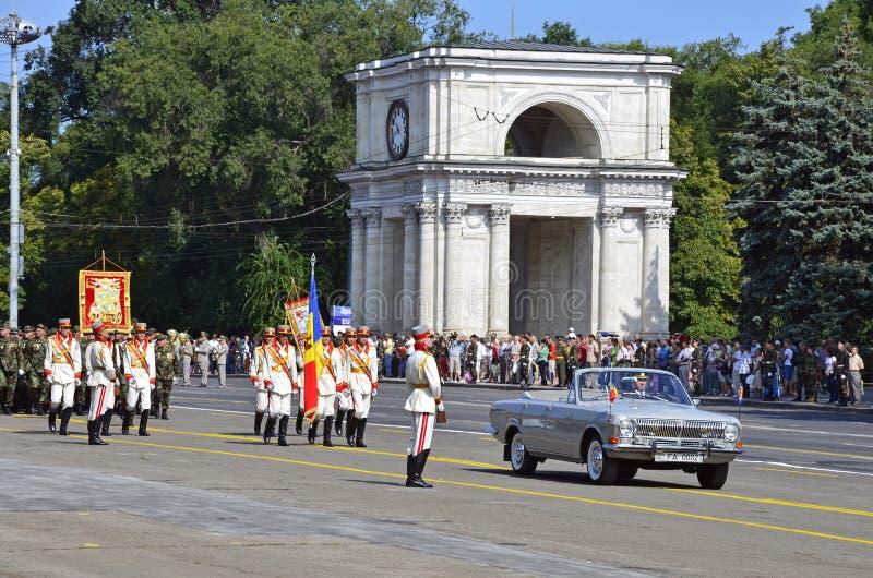 Parade 57 stock fotografie