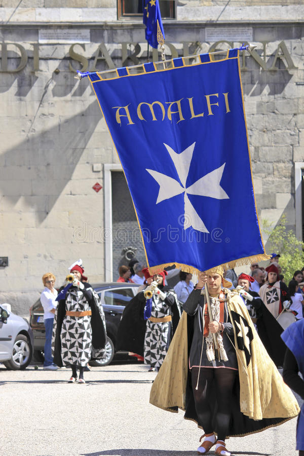 Download Parade Of The Ancient Maritime Republics 2010 Editorial Photography - Image: 14573452