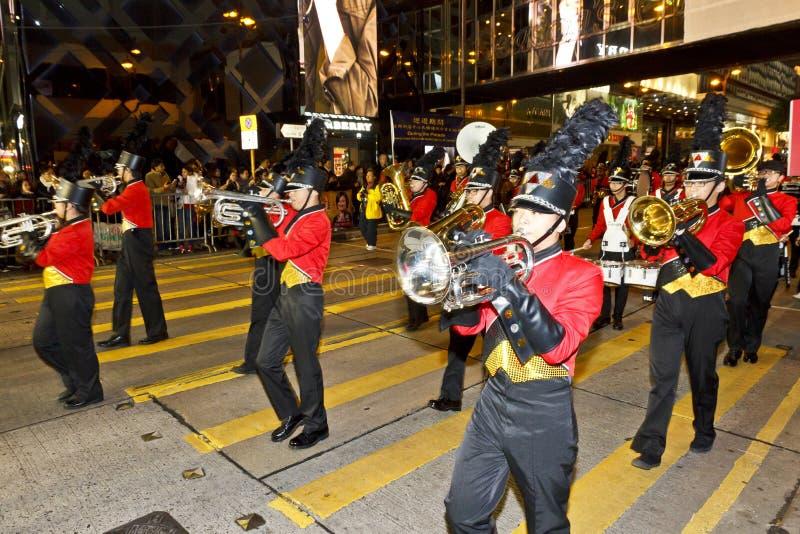 Parade Bands Editorial Photography