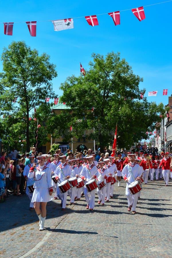 Free Parade, Sonderborg, Denmark (2) Stock Images - 43012774