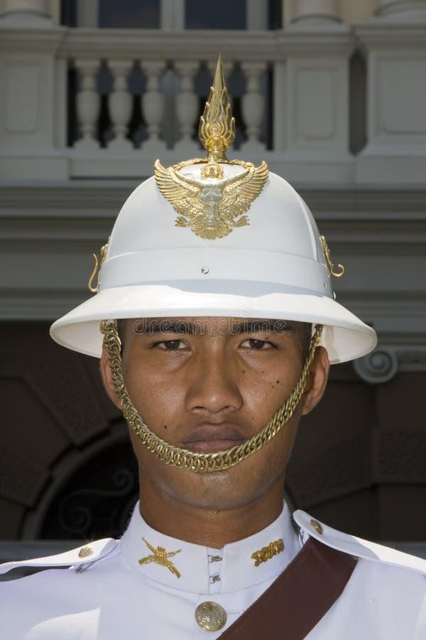 Parade van de koningenWachten royalty-vrije stock foto