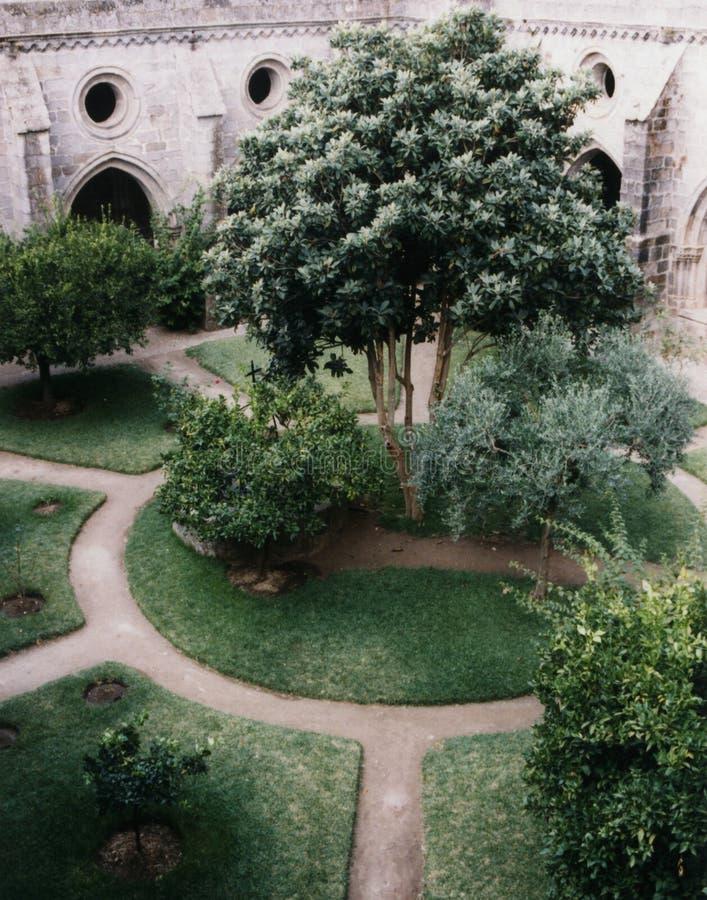 Paradies-Garten stockfotos