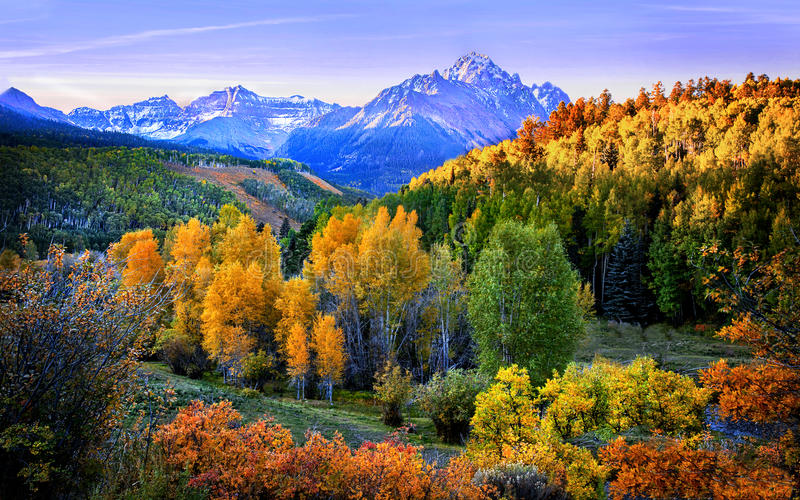 Paradies Ridge lizenzfreie stockfotos