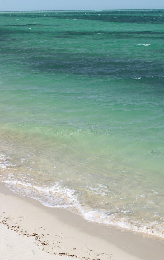 Download Paradiesstrand stockbild. Bild von sand, schaumgummi, strand - 30795