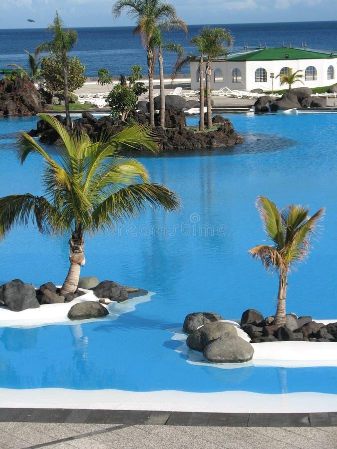 Paradijs stock afbeelding