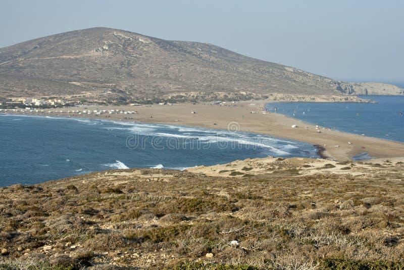 Paradijs voor surfers stock afbeeldingen