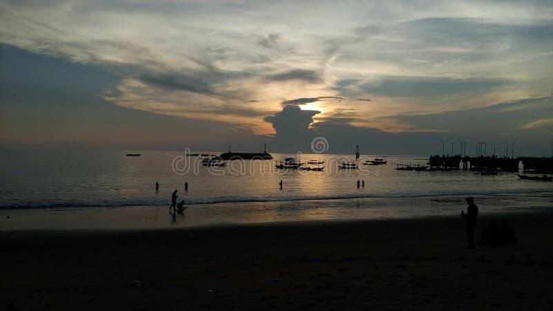 Paradis de Bali photographie stock libre de droits