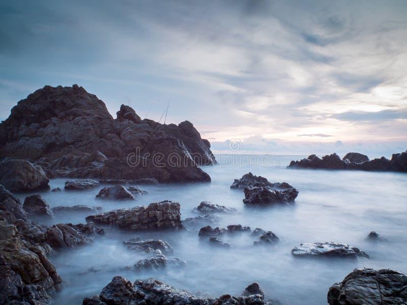 Paradis de mer photo stock