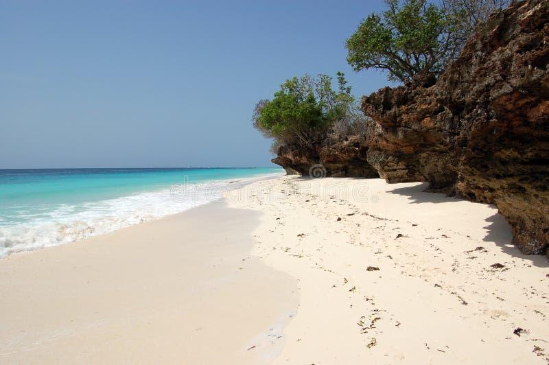 Paradis de plage images libres de droits