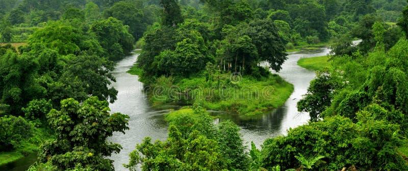 Paradis encore inconnu : Inde est du nord photos libres de droits